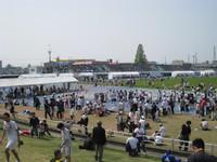 徳島市陸上競技場